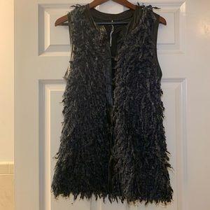 Rag & Bone fluffy Vest